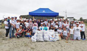 """<span style=""""color: #008bbe;"""">Programa Limpieza de Playas – General Villamil (Playas)</span>"""