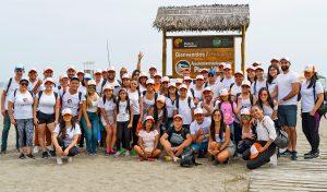 """<span style=""""color: #008bbe;"""">Programa Limpieza de Playas – General Villamil (Playas – km9)</span>"""